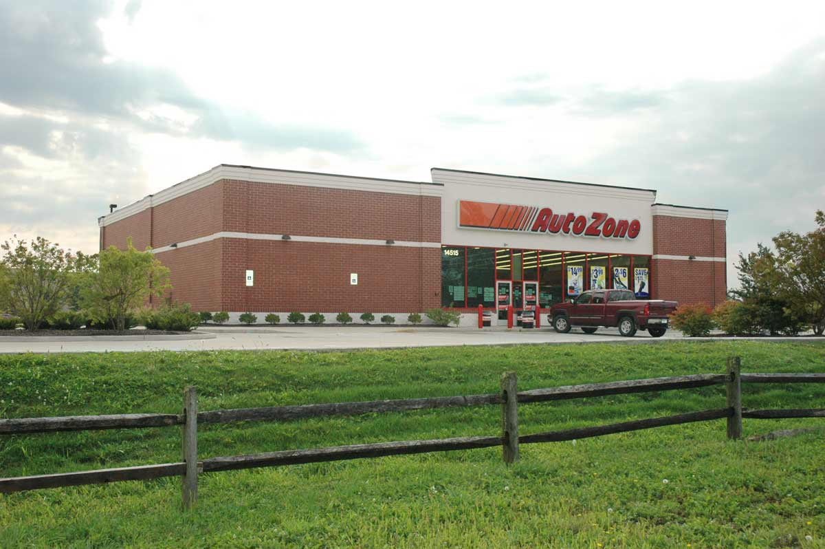 Autozone | Ft. Wayne, IN | GDI Construction
