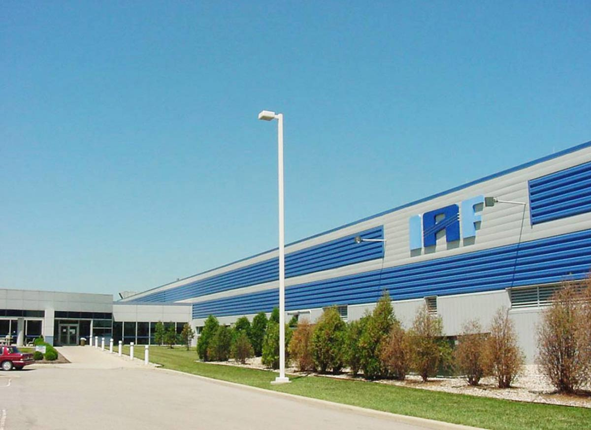 Indiana Automotive Fasteners | Greenfield, IN | GDI Construction