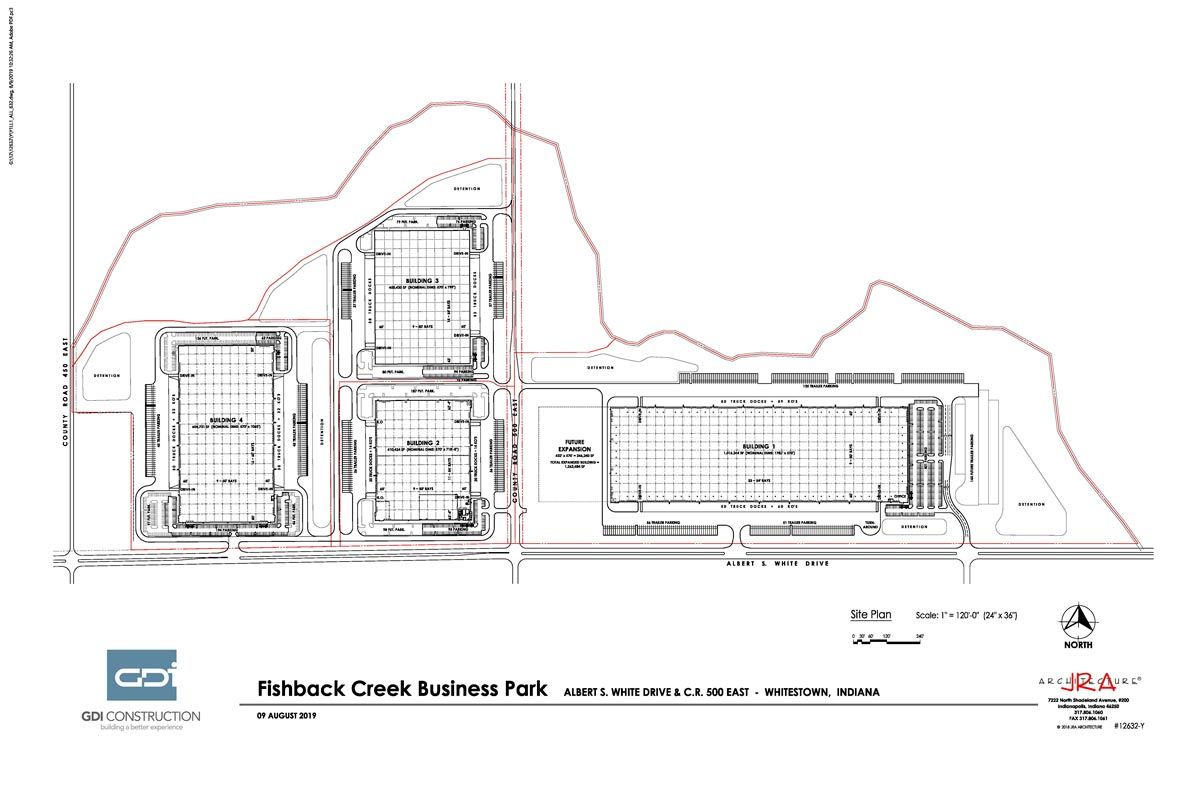 Fishback Creek Business Park Revised