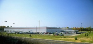 Sara Lee Distribution Center - GDI Companies Logistics
