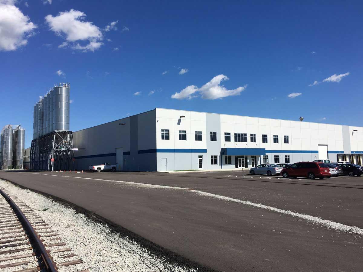 Sirmax North America | Anderson, IN | GDI Construction